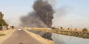 Irak'ta Haşdi Şabi Karargahına Hava Saldırısı