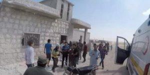 Esed Rejimi İdlib'te 5 Sivili Katletti