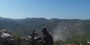 Rusya-İran-Esed Koalisyonu Muhaliflerin Lazkiye'deki Savunma Hattını Kıramıyor
