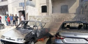 Suriye'de Hurras Ed Din Grubu Yöneticisine Bombalı Suikast