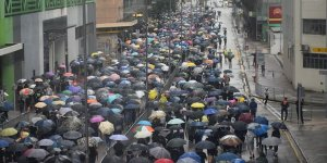 Hong Kong'da Protestolar Hız Kesmiyor
