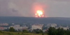 Rusya'da Askeri Birlikteki Patlama Sonrası Nükleer Sızıntı Tespit Edildi