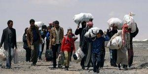 Rusya ve Esed Rejimi Saldırıları Nedeniyle Sınıra Göç Eden Sivillerin Sayısı 1 Milyonu Aştı
