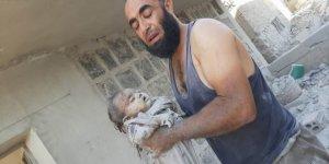 Esed Rejimi İdlib'te 14 Sivil Daha Katletti!