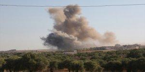 Katil Sürüsü İdlib'te 9 Can Daha Aldı