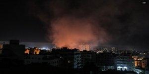İşgalcilerin Gazze'ye Saldırısında 2 Filistinli Şehit Oldu