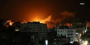 Gazze'de İkinci Patlama