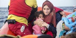 İtalya'dan STK Gemisindeki Kadın ve Çocuk Göçmenlere Tahliye İzni