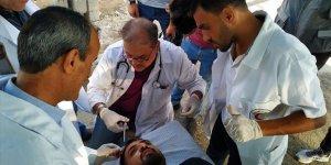 İşgal Güçleri AA Foto Muhabirini Başından Yaraladı