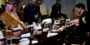"""ABD ile Suudi Arabistan Arasında """"Savunma İş Birliği"""" Görüşmesi"""