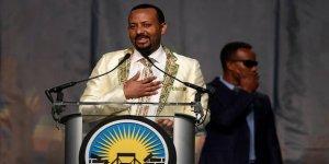 Etiyopya Başbakanı İşgal Topraklarında