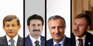 Davutoğlu, Üstün, Başçı ve Özdağ'ın AK Parti'den Kesin İhracı İstendi