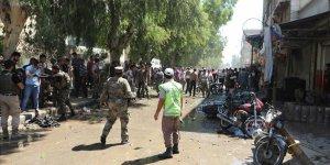 Suriye'nin Kuzeyinde Bombalı Saldırı
