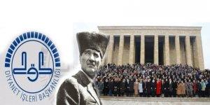 Hutbe'de Atatürk, Anıtkabir'de Adalet Arama Saplantısı