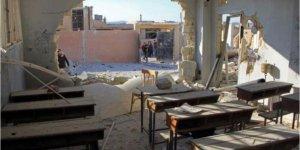 İdlib'deki Çocukların Yarısından Fazlası Okula Gidemiyor!