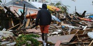Dorian Kasırgası'nda Ölenlerin Sayısı 30'a Yükseldi