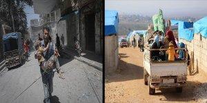 İdlib'deki Katliamlar ve Türkiye'ye Yeni Bir Göç Dalgasının Seyri