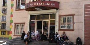 Diyarbakır Annelerinin Eylemine Katılan Aile Sayısı 11'e Çıktı
