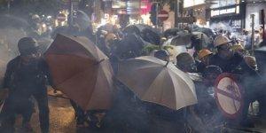 Hong Kong'taki Protestolar Devam Ediyor