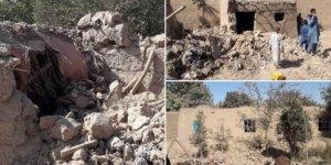 ABD Afganistan'da 8 Kadın ve Çocuğı Katletti