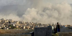 Ateşkes İlan Edilmişti: İdlib'e Hava Saldırısı