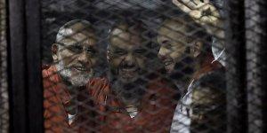 Sisi Yargısı İhvan Liderlerini Yargıladığı 'Casusluk' Davasında Müebbet Hapse Hükmetti