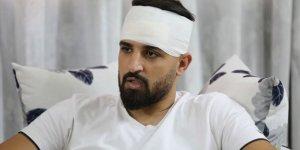 Siyonist İsrail AA Muhabirini 4 Defa Yaraladı