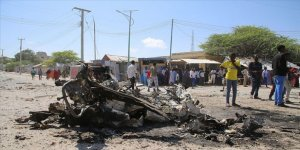 Eş Şebab'dan Somali Başbakanına Bombalı Saldırı