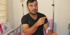 Kulp Katliamından Yaralı Kurtulan Genç Saldırıyı Anlattı