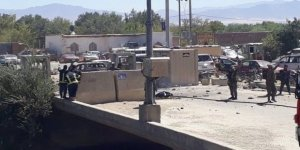 Afganistan Cumhurbaşkanı Gani'nin Mitingine Bombalı Saldırı