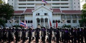 Tayland'da Polis Müslüman Öğrencilerin Şahsi Bilgilerini Topluyor