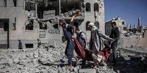 Suudi Koalisyonu Yemen'de Sivilleri Vurdu: Aynı Aileden 5 Ölü