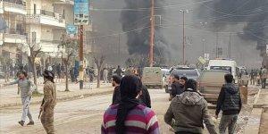 Afrin'de Bomba Yüklü Araç Saldırısı