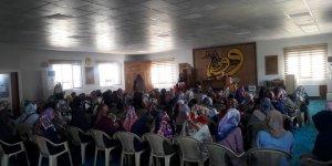Diyarbakır Özgür-Der'de Hanımlar Yeni Sezonu Programla Açtı