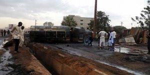 Mali'de Akaryakıt Tankeri Patladı: 7 Ölü, 46 Yaralı