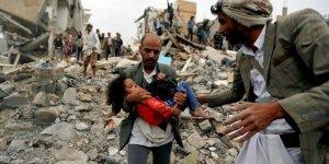 Yemen'de ABD Yapımı Bombalarla Siviller Katlediliyor!