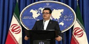 İran Dışişleri Bakanlığı: Suudi Arabistan'la Görüşmeye Hazırız