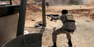 Libya'da Hafter'e Bağlı 8 Paralı Asker Öldürüldü