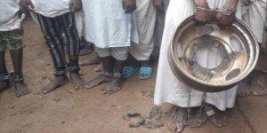 Nijerya'da Operasyon: Yaklaşık 500 Erkek 'İşkence Evinden' Kurtarıldı