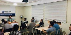 Sivas Özgür-Der Eğitim Çalışmaları Başladı