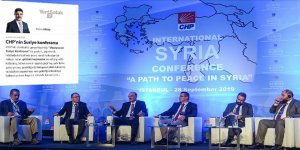 CHP'nin Suriye Konferansı: Esed Bundan Daha İyisini Yapamazdı!