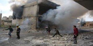 Esed Rejimi ve Rusya'dan İdlib'e Saldırı