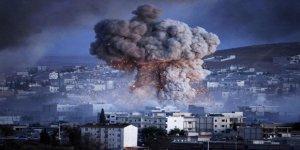 Zalim Rusya 2015 Yılından Beri Suriye'de Birçok Katliama Ortak Oldu