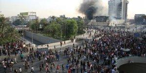 Bağdat'ta Hükümet Karşıtı Gösterilerde 3 Kişi Hayatını Kaybetti