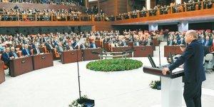 Erdoğan'dan Yüzde 50+1 Yerine Yüzde 40 Formülüne Yeşil Işık