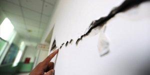 Ağır Hasarlı Okulların Tamamı 1999 Depreminden Önce Yapılmış