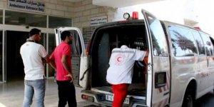 İşgalci Yahudi Sürücünün Çarptığı Filistinli Küçük Kız Yaralandı