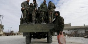 Katil Esed Orduya Asker Bulamıyor!