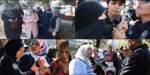 Harbiyeli Anneleri Serbest Bırakıldı