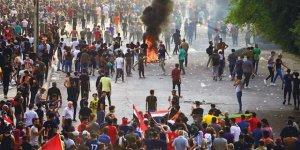 Iraklı Göstericiler İran'ın Artan Hegemonyasına Tepkili